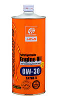 Масло моторное Autobacs Engine Oil FS 0W30 SN/GF-5+PAO 1л.