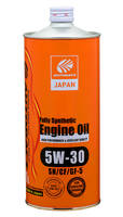 Масло моторное Autobacs Engine Oil FS 5W30 SN/CF/GF-5 1л.