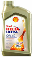 Масло моторное Shell Helix Ultra 0W40 1л.